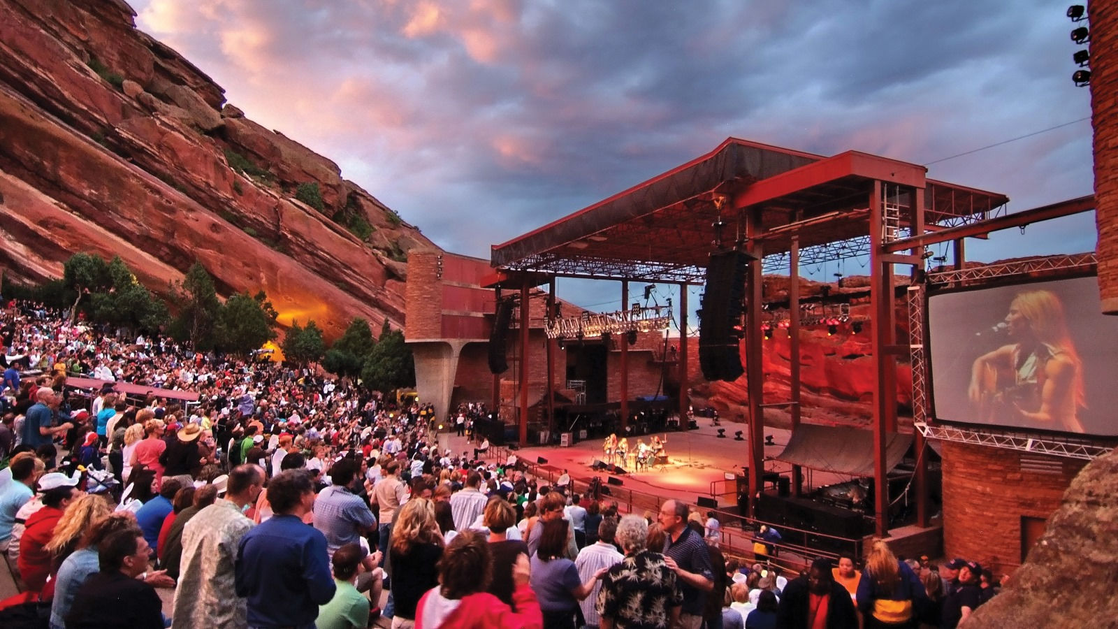 Things to Do in Denver - Red Rocks Amphitheater